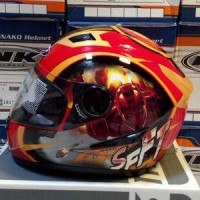 Helm MDS provent iron man