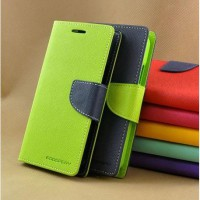 Mercury Fancy Diary Case for LG Optimus L5