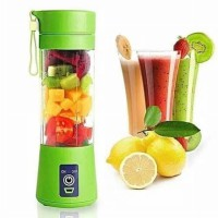 BLENDER JUICE USB PORTABLE RECHARGEABLE SHAKE AND TAKE PORTABLE