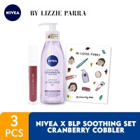 NIVEA x BLP Soothing Set - Cranberry Cobbler