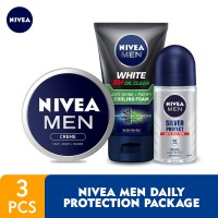 NIVEA MEN Daily Protection Package