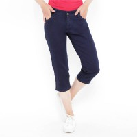 Mobile Power Ladies 7/8 Jeans - Navy Blue I5337