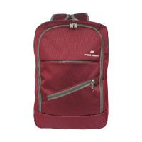 2 Colors Polo Design Backpack