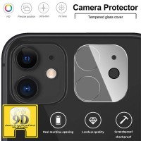 LP Full Camera Ring Tempered Glass iPhone 11