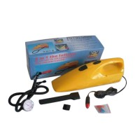 Car Vacuum Cleaner With Air Compresor