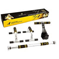 Bruce Lee Pull Up Bar Signature Utility Fitness Kit