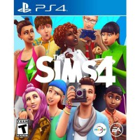 PS4 THE SIMS 4 Reg 3 Asia