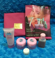 PAKET CREAM BEEN PINK BEAUTY SERIES ORIGINAL BPOM BABY PINK SUCOFINDO