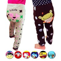 Wrapables Baby & Toddler Leggings / Legging Busha Bayi Unisex | Size 6-24 bulan | Banyak Motif