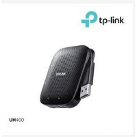 TP-LINK USB3.0 4-Port Portable Hub UH400