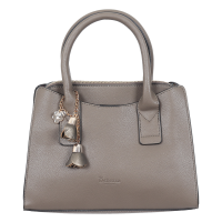 Bellezza Handbag MS85674 Grey