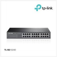 Tp-Link TL-SG1024D Unmanaged Pure-Gigabit Switch