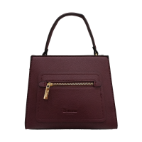 Bellezza Handbag MS85640 Red Wine