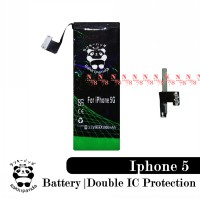 Baterai Iphone 5 5G Double IC Protection