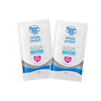 Twin Pack - Simply Protect Aqua Longwearing - ED 12/2020