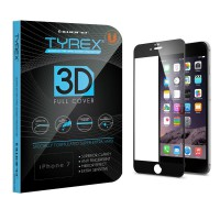 Tyrex iPhone 7 / iPhone 8 3D Full Cover Tempered Glass Screen Protector