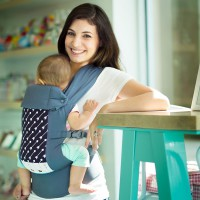 Beco Gemini 4-in-1 Baby Carrier Arrow