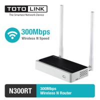 Wireless N Router 300Mbps - TOTOLINK N300RT