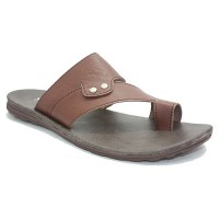 Dr. Kevin Sendal Pria Flat Men Sandals 871-507 - (3 Warna) Coklat Cream Hitam