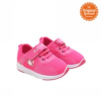 Character Land - Hello Kitty Sneakers Shoes Girl Fuchsia