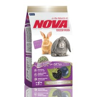 CPPETINDO Nova Mixed Berries Rabbit Food - 1kg