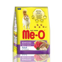 CPPETINDO Me-O Seafood Adult Cat Food – 1.2 Kg