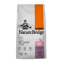 CPPETINDO Nature Bridge Kitten Cat Food – 1.5kg