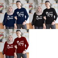 Sweater Couple LP New King Queen
