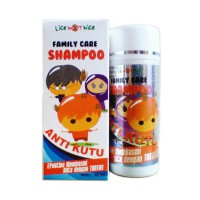SHAMPOO ANTI KUTU |SAMPO ANTI KUTU | ANTI LICE | SHAMPO FAMILY CARE