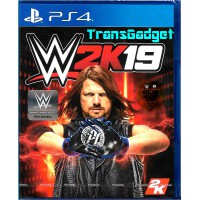[Sony PS4] WWE 2K19 - W2K19 (R3)