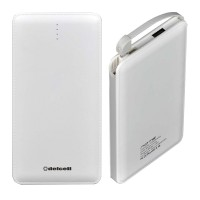 Delcell NOTE Powerbank Slim  10500mAh Real Capacity Polymer Battery