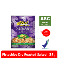Nut Walker Dry Roasted  Salted Pistachios