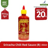 Nang Fah Sriracha Sauce Red/Green