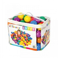 Bola Mainan Intex 8cm Fun Balls - 100 pcs
