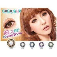 New Coco Eye Softlens Diamond 3Tone -Original 100%-Terlaris