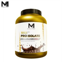 Muscle First Gold Pro Isolate 5 Lbs Chocolate Soul - lb banana bubuk fit fitness gym M1 musclefirst protein supplement suplemen susu taro whey