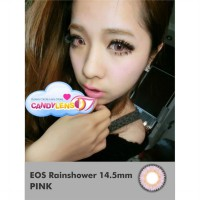 New Original Softlens Eos Rainshower Pink (Merah Muda) -Original 100%-Terlaris