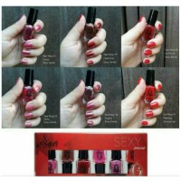 MG Nailmoji (1 Set 6 Pcs)