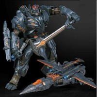 CR-BM21 Megatron Robot Transformer Deformation Toy