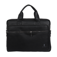 Briefcase Polo Classic 920-01-19 Black