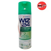 WIZ 24 Disinfectant Spray Surface & Air Fresh Scent 300ML
