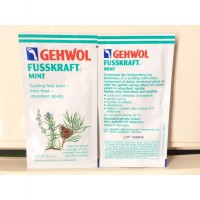 GEHWOL Fusskraft Mint 5 ML Sachet