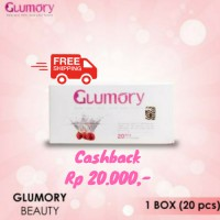 Glumory Hafara Beauty Drink 1 box isi 20 sachet
