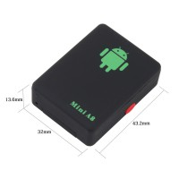 GSM Mini A8 Smallest GSM GPS Tracker For Vehicle Car Children Pet