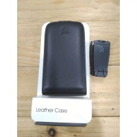 Capdase Leather Case Blackberry Torch 9850/9860 - Black