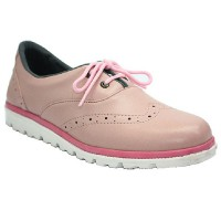 Dr. Kevin Sepatu Kasual Women Casual Shoes 551-016 - (3 Color Options) Abu-Abu Mocca Salem