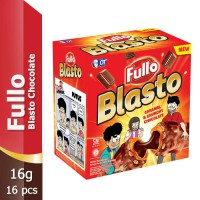 FULLO Blasto Chocolate [1 box isi 16pcs]