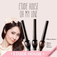 [ETUDE] Oh my Eye Line 20g