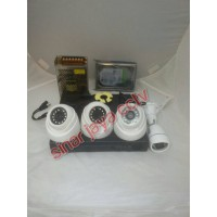 Promo Paket Cctv Full Hd 4Chanel 3Mp HargaPrommo07