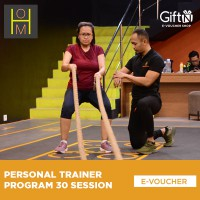 House of Metamorfit Personal Trainer Program 30 Sessions